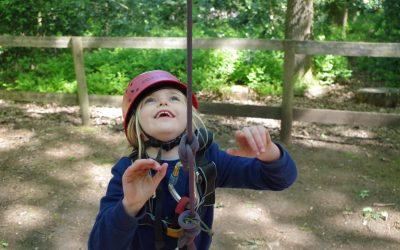 Year 3 Residential Trip to Marchants Hill