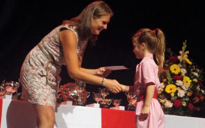 Annual Prize Giving at Richmond Theatre