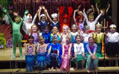 Year 3 Spring Concert – The Little Mermaid
