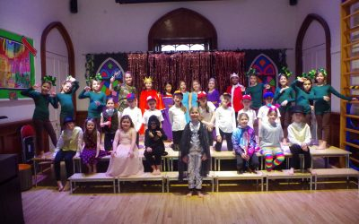 Year 4 Spring Concert – Snow White