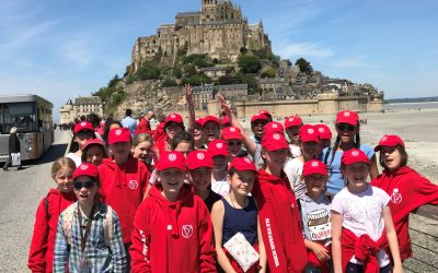 Year 6 French Trip
