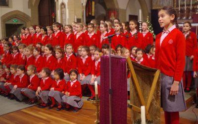 Old Vicarage School Carol Service