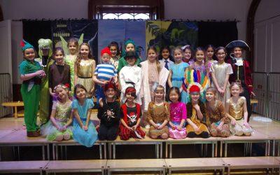 Year 3 Spring Concert – Peter Pan