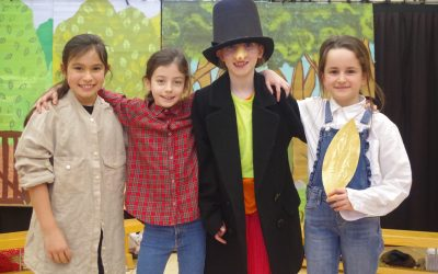 Year 4 Spring Concert – Jack and the Beanstalk