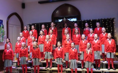 Old Vicarage School Carol Service