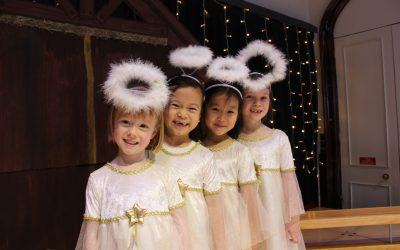Lower School Nativities