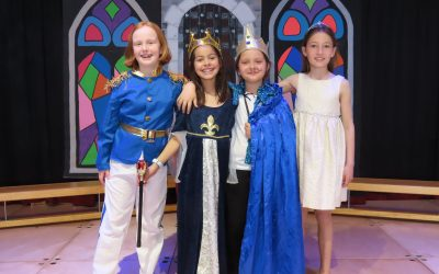 Year 3 Spring Concert – The King's Magic Cloak